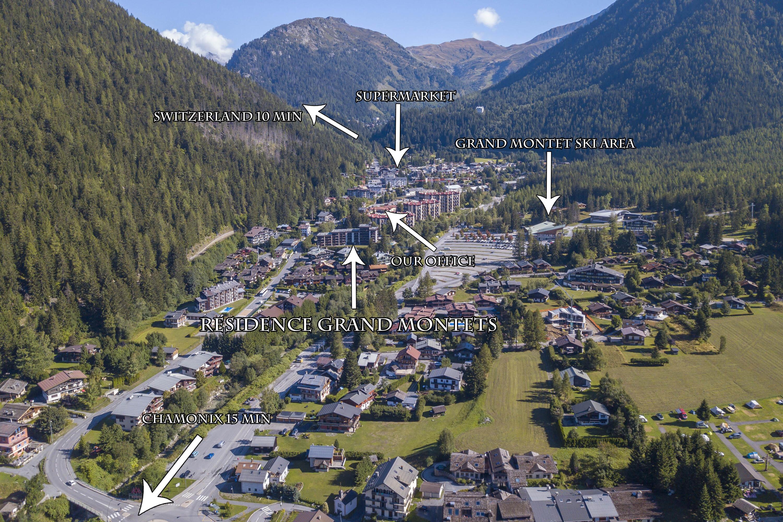Ferienwohnung Résidence Grands Montets 414 (2465124), Argentière, Hochsavoyen, Rhône-Alpen, Frankreich, Bild 12