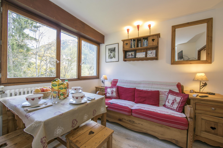 Ferienwohnung Résidence Grands Montets 414 (2465124), Argentière, Hochsavoyen, Rhône-Alpen, Frankreich, Bild 2