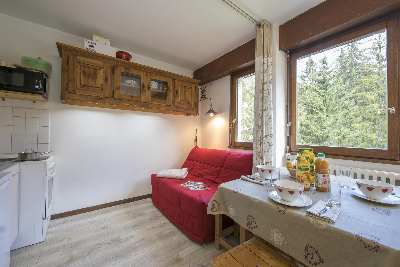 Ferienwohnung Résidence Grands Montets 414 (2465124), Argentière, Hochsavoyen, Rhône-Alpen, Frankreich, Bild 6