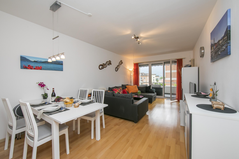 Appartement de vacances Casa Verbano Apartment 24 (2464686), Minusio, Lac Majeur (CH), Tessin, Suisse, image 2