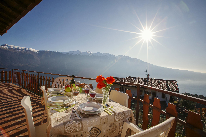 Balcone Panoramico sul Garda Ferienwohnung  Gardasee - Lago di Garda