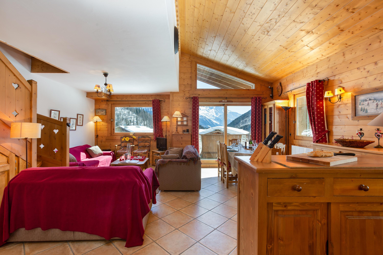 Ferienwohnung Appartement Bec (2594449), Argentière, Hochsavoyen, Rhône-Alpen, Frankreich, Bild 4