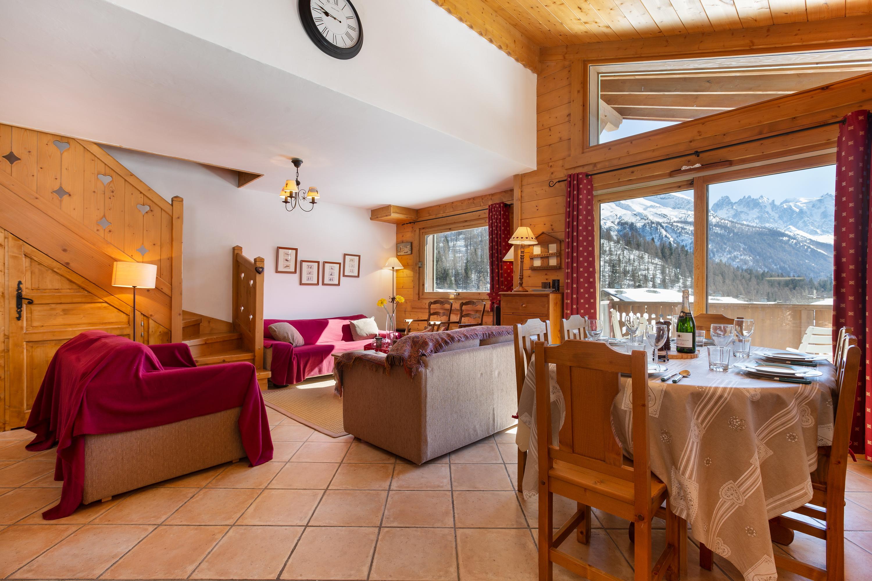 Ferienwohnung Appartement Bec (2594449), Argentière, Hochsavoyen, Rhône-Alpen, Frankreich, Bild 1