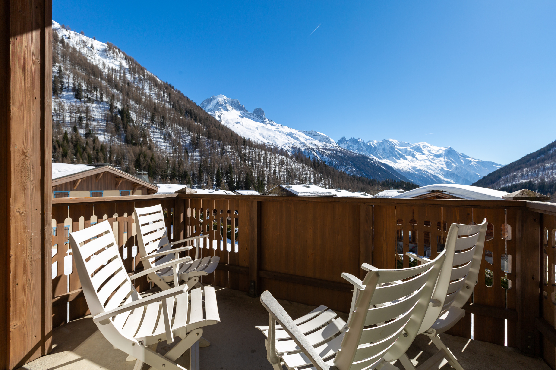 Ferienwohnung Appartement Bec (2594449), Le Tour, Hochsavoyen, Rhône-Alpen, Frankreich, Bild 1