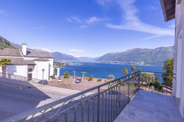 Appartement de vacances Yellow View Apartment (2618042), Ronco sopra Ascona, Lac Majeur (CH), Tessin, Suisse, image 14