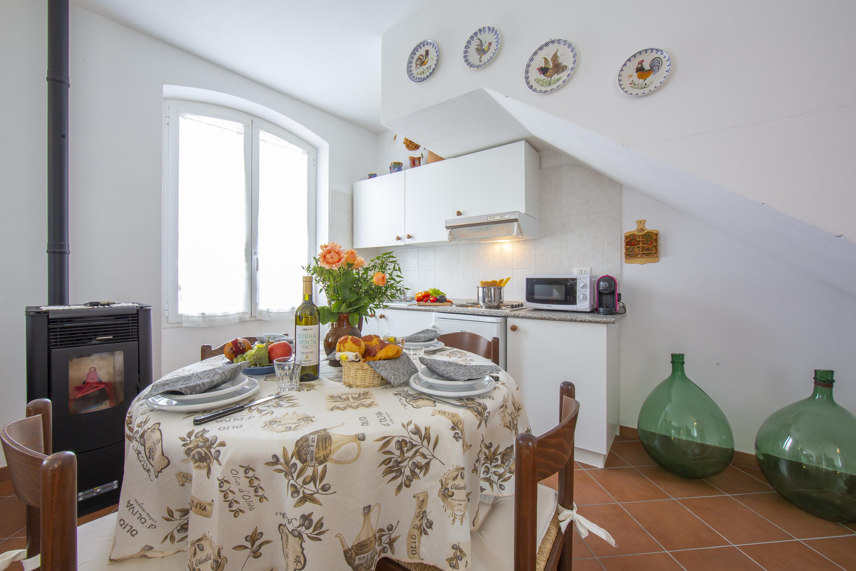 Appartamento Geraneo Ferienwohnung in Italien