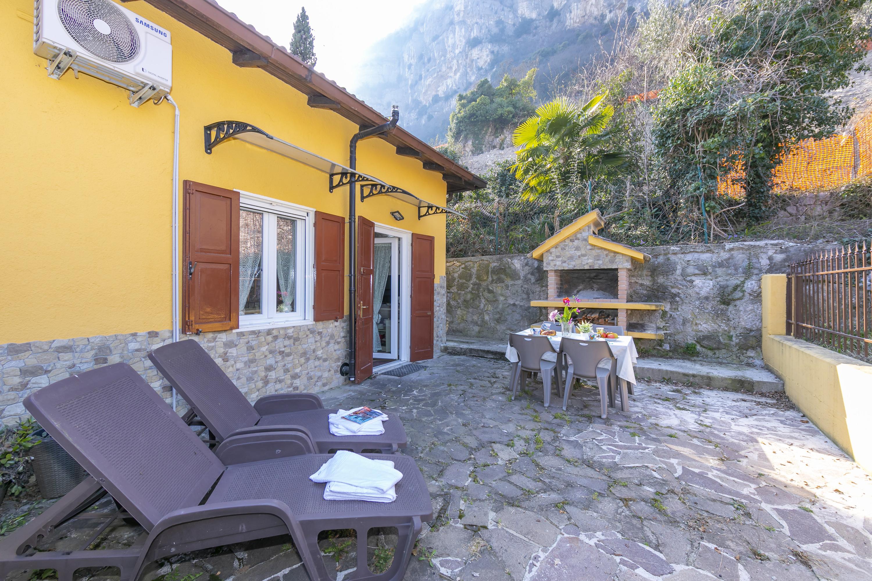 Cottage Brione Ferienhaus  Gardasee - Lago di Garda
