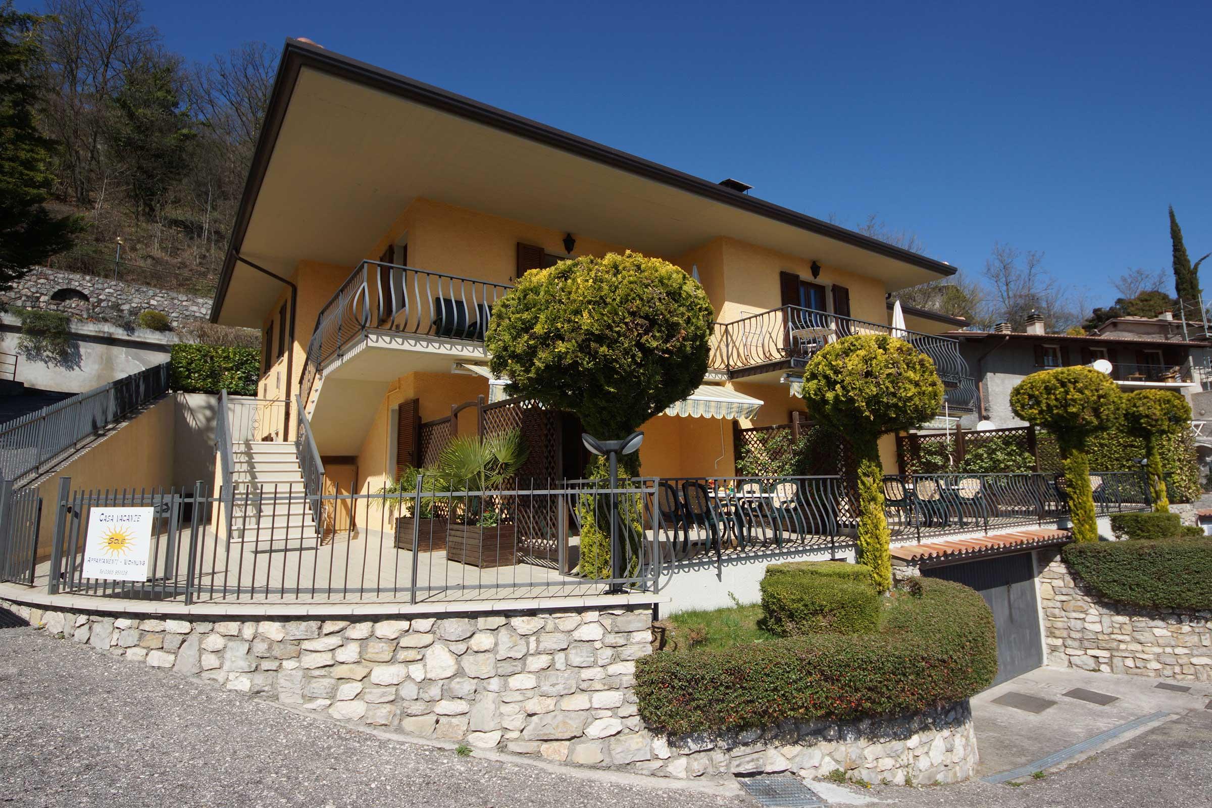 Casa Vacanze Sole 5 Ferienwohnung  Gardasee - Lago di Garda